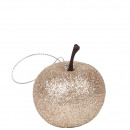 Apple for hanging, D5cm, 12 pieces / box, champagn